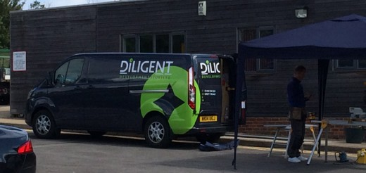 Diligent Developments Van